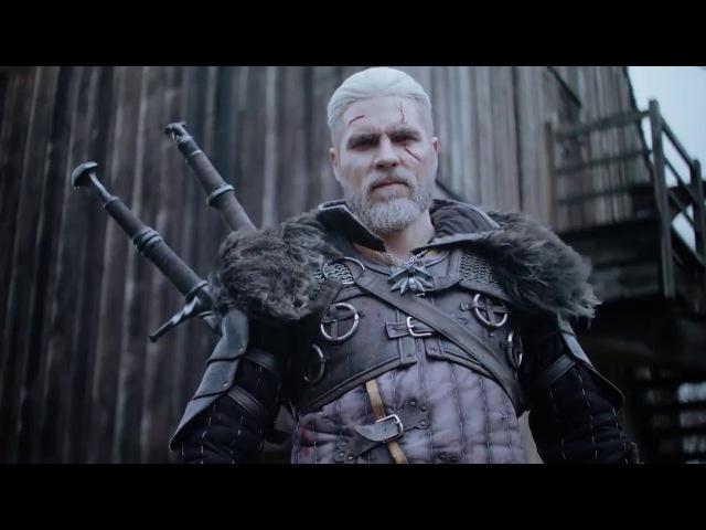 The Witcher | Ведьмак против Чак Норриса