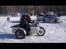 Гонки на мотоциклах с колясками