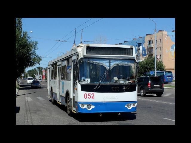 Астраханский троллейбус и общество. ТроллейбусВернись