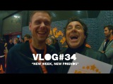 Armin VLOG #34: New Week, New Friends