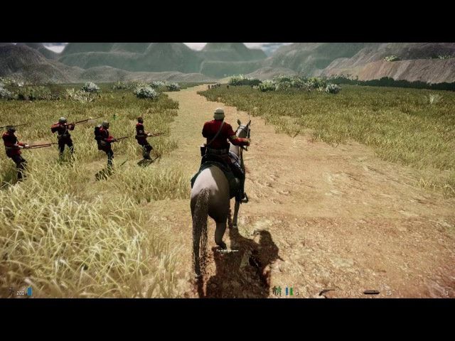 Zulu Response EA Trailer