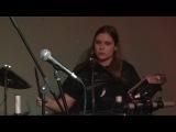 Bleed (Meshuggah) - Дарья Кацендорн,Алексей Гончаров (Ударные,электрогитара) Никита Тюлейкин