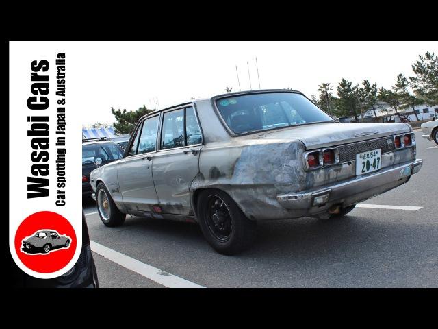 FrankenSabi Hakosuka - 1972 Nissan Skyline 2000GT (GC10)