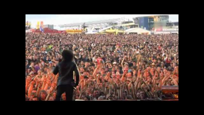 Rain When I Die ☆ Alice In Chains ☆ Live at Rock am Ring 2010