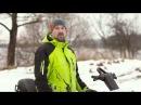 Тест драйв снегохода Stels Мороз