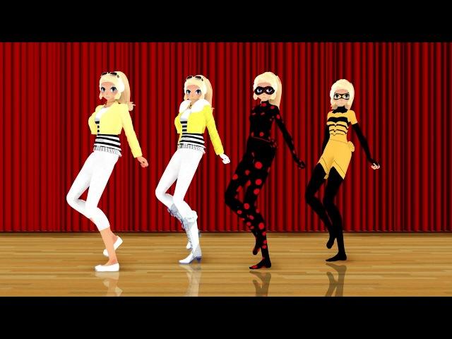 [MMD] Chloe PACK (Miraculous Ladybug) DOWNLOAD! (V 1.1.)