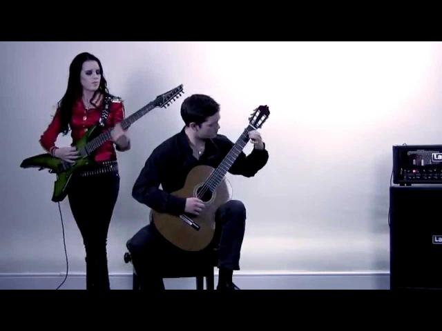 Zigeunerweisen Op.20 guitar duel The Commander-In-Chief feat. Thomas Valeur