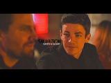 Barry &amp Oliver Salvation FlashArrow