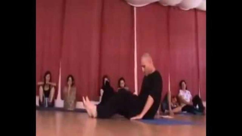 Око Возрождения (5 Тибетских Жемчужин) - 6 упражнений