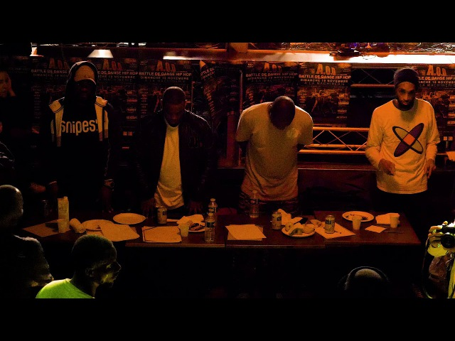 PRINCE JEFF (West Gang) VS CELSO JOEL (Boog Brothers) Finale Popping AOD 11