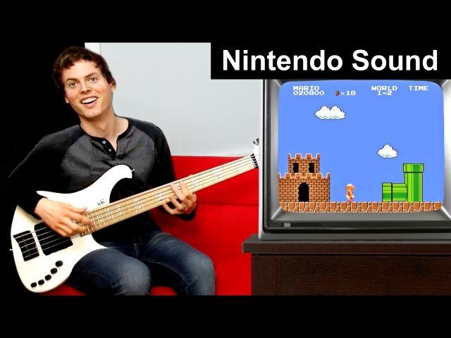 Super Mario Bass Guitar 2!! (Nintendo Sound)