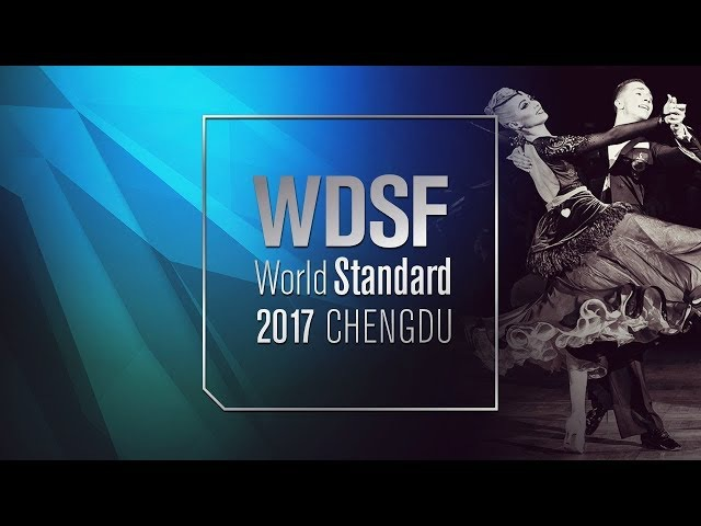 Brzozowski - Mozdzonek, POL | 2017 World Standard R1 SF | DanceSport Total