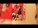 Смешные танцы Приколы с девушками 2017 FUNNY GIRLS FAILS Compilation 2017 Вы