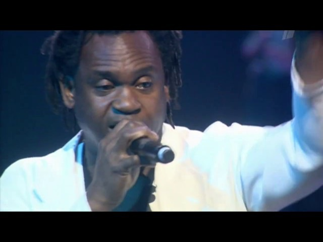 Dr. Alban - Its My Life Live Retro FM Moscow 2010 HD