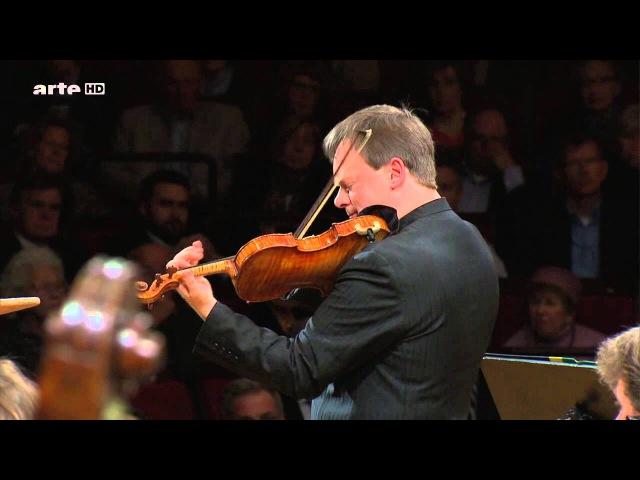 Johannes Brahms Violinkonzert D-Dur op. 77