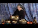 Quick 11 min. Chakra Tune-up with Himalayan Singing Bowls HD