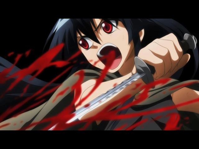 [AMV] Akame ga Kill - Untraveled road AMV④FUN