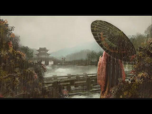 Klaus Schønning - Chinese Twilight (Бамбуковая флейта)