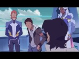 You reposted in the wrong neighborhood - Voltron Legendary Defender