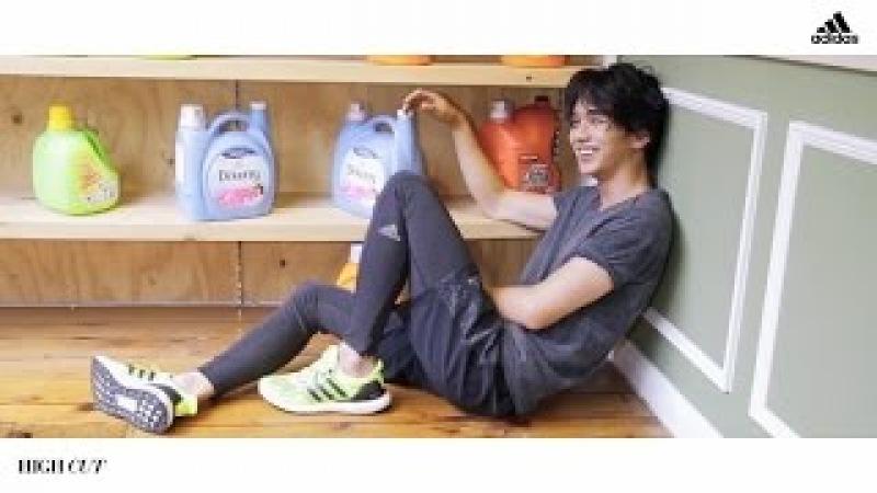 Adidas Running X HIGH CUT | 유승호 화보 촬영 비하인드 스토리
