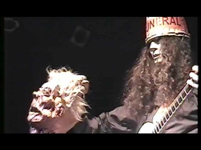 Buckethead: Luther's Blues - Madison, WI 2004-04-02