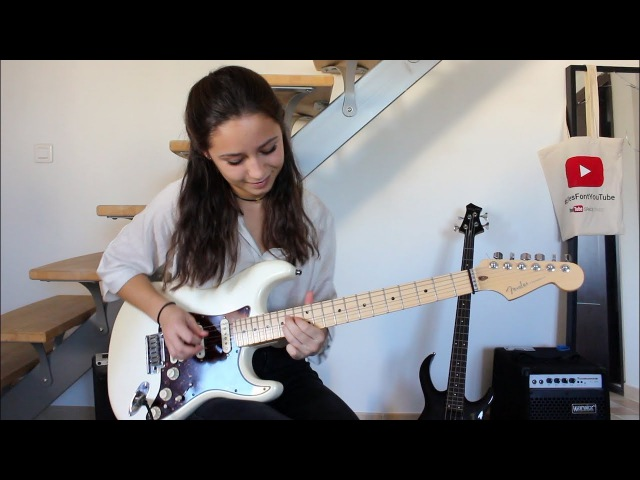 Muse - Hysteria (Cover by Chloé)