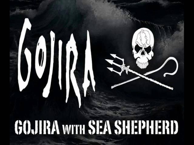 Gojira - Of Blood And Salt (feat. Devin Townsend Fredrik Thordendal (Meshuggah)) (Lyric)