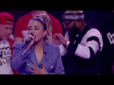 Ally Brooke performs Perfect at Wild N Out