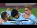 Manchester City vs Shakhtar Donetsk - UEFA Champions League 2017 - Gameplay PES