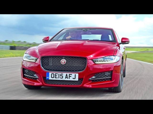 Jaguar XE 20t R Sport UK spec '2015