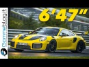 Porsche 911 GT2 RS Nurburgring WORLD RECORD Lap Time - INTERIOR Top Speed Sound