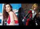 Amy Jackson as Saturn girl in Supergirl 3x07