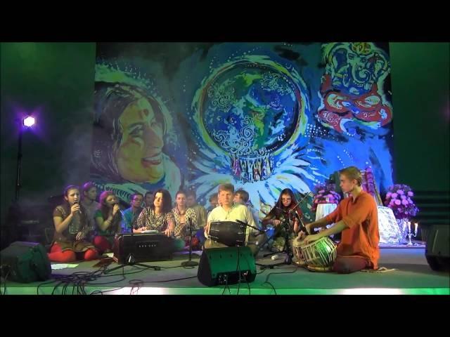 Shri Ganesha Stuti Shri Ganesa Puja in Ukraine Kiev 2015
