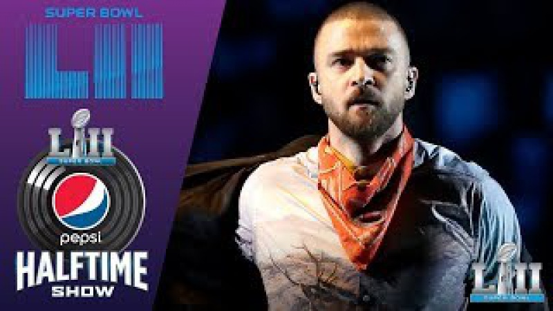 Justin Timberlake's FULL Pepsi Super Bowl LII Halftime Show! | NFL Highlights