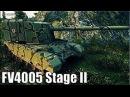 FV4005 Stage II раздает ВАНШОТЫ 🌟 карта Рудники 🌟 World of Tanks лучший бой на бабахе