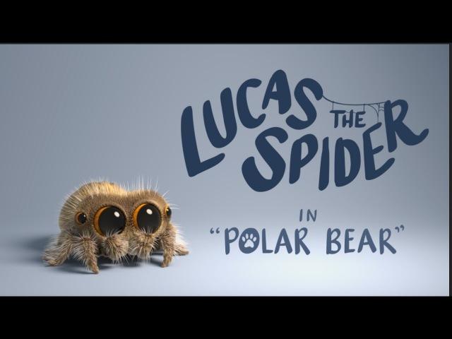 Lucas the Spider Polar Bear
