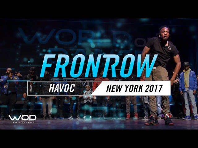 Havoc | BattleFest Judge Showcase | World of Dance New York 2017 | WODNY17
