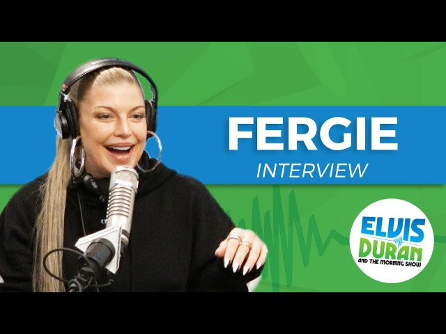 Fergie Chats About 'Double Dutchess ' First Solo Album in 11 years Elvis Duran Show