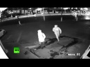 Dumbest burglars ever Surveillance footage of failed robbery released by Shanghai police