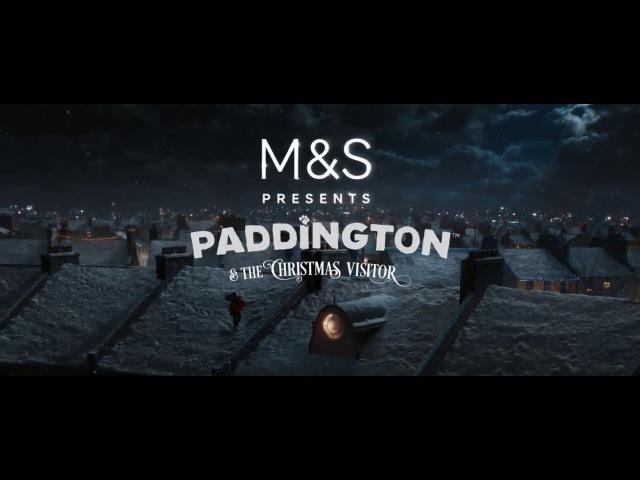 MS Christmas TV Ad 2017 | Paddington The Christmas Visitor LoveTheBear