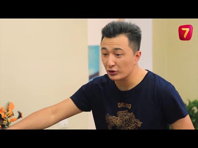 Ол китайский ата, ал біздікі оригинал! (Үйлену оңай - молодожены Q-елi)