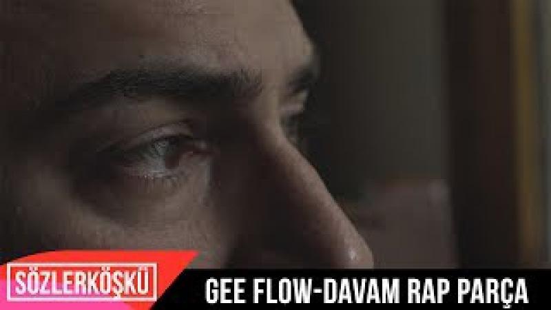 DAVAM - Sözler Köşkü İslami Rap - GeeFlow (Official Video)