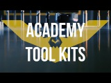 Standardized Academy Tool Kits at Well Over 50% Off