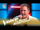 The Voice 2018 Blind Audition - Blaise Raccuglia: Wanted