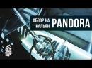 BlackMilk Краткий обзор кальяна Pandora