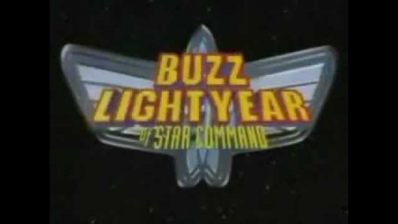 Buzz Lightyear intro - Power Rangers in Space