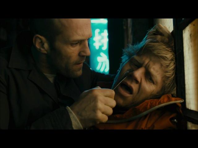Эффект колибри.У тебя нож...у меня ложка.Джоуи выбивает информацию из рекетира