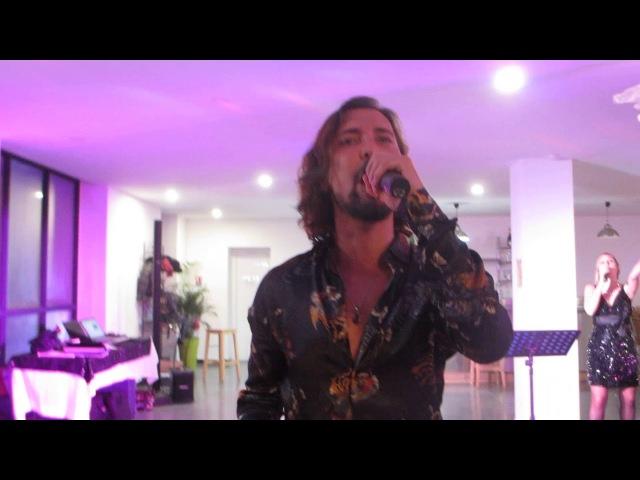 Fabien Incardona et les Ladies - Allumer le feu - hommage à Johnny Hallyday
