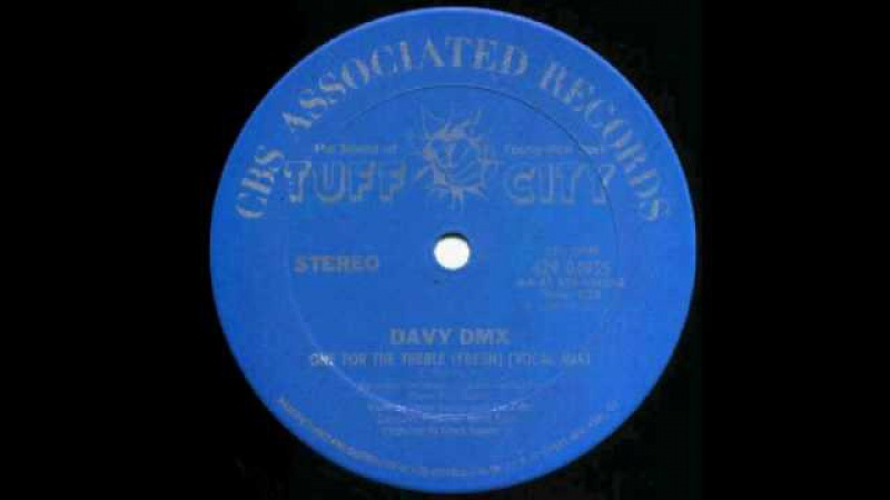 Davy DMX - One For The Treble