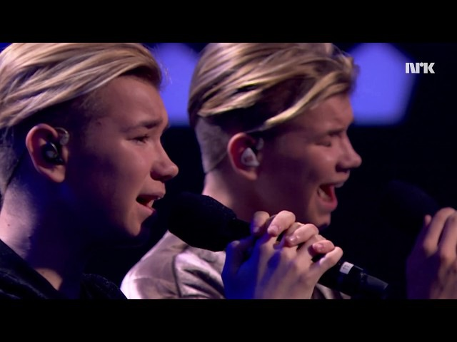 Marcus Martinus - Make You Believe In Love LIVE on Lindmo (NRK)